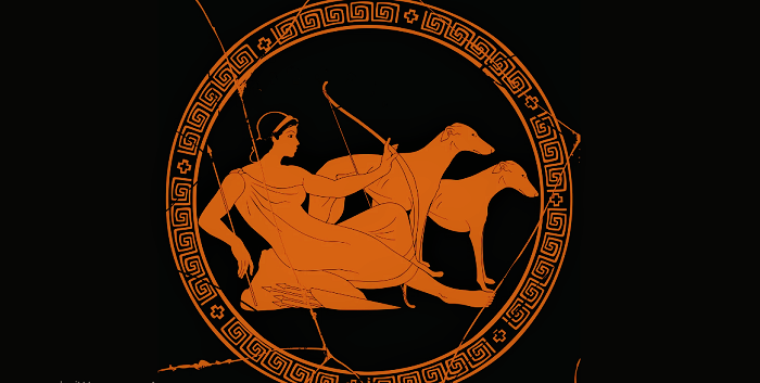 Нимфа Каллисто (изображение)