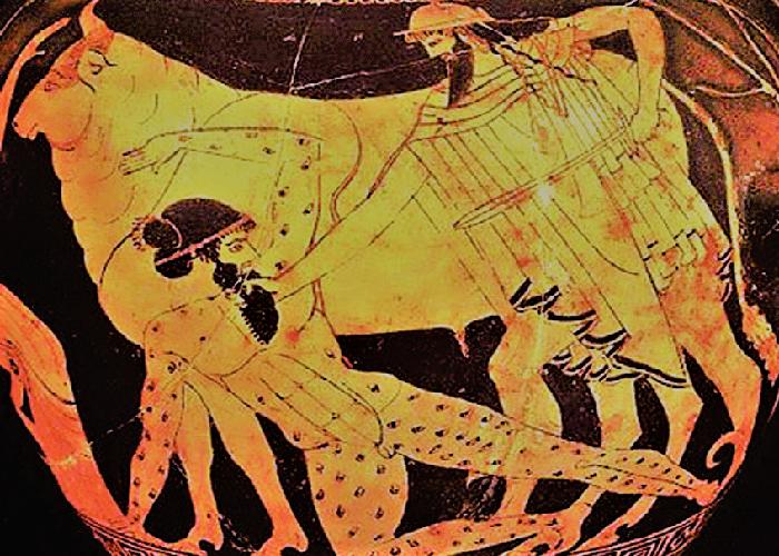 Ио, Гермес и Аргус (изображение)