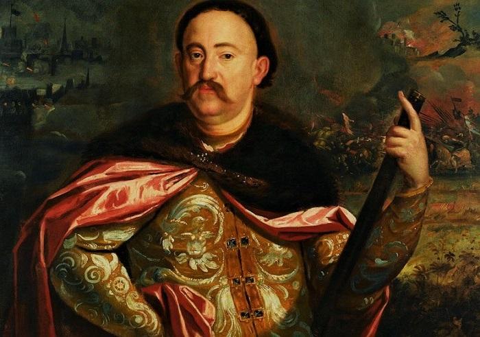 Польский Король Ян III Собеский