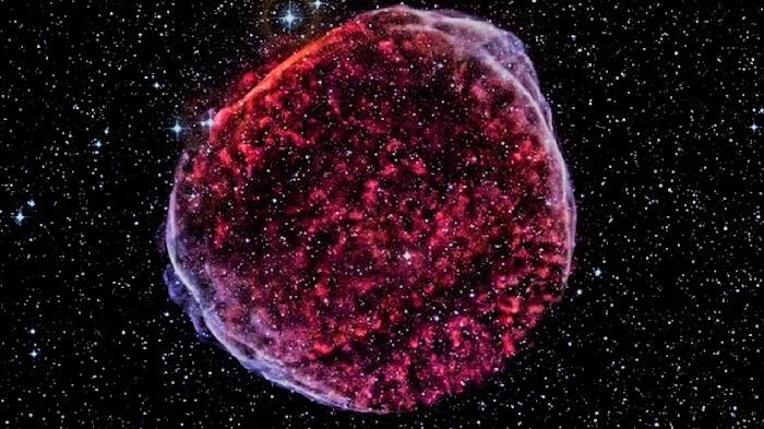SN 1006 — Сверхновая звезда