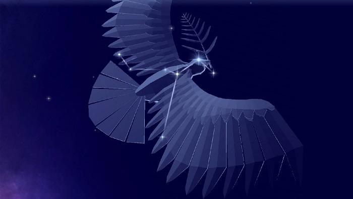 Созвездие Голубь
