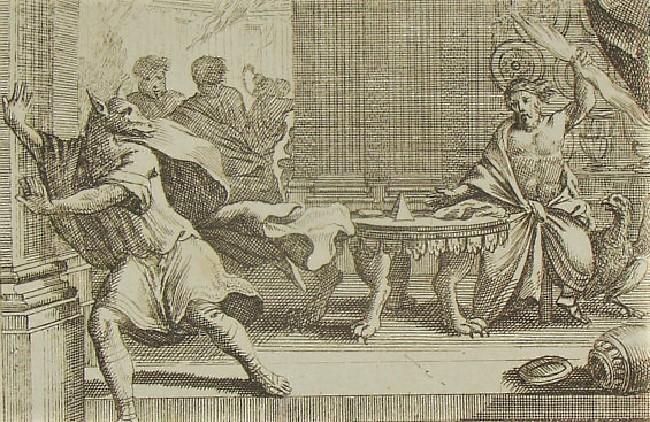 Зевс и Ликаон
