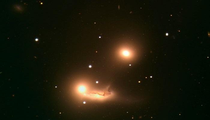 NGC 7174 И NGC 7176