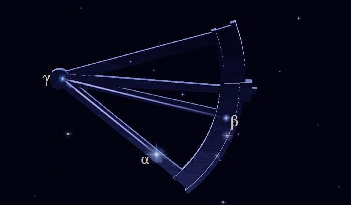 Звёзды созвездия Секстант