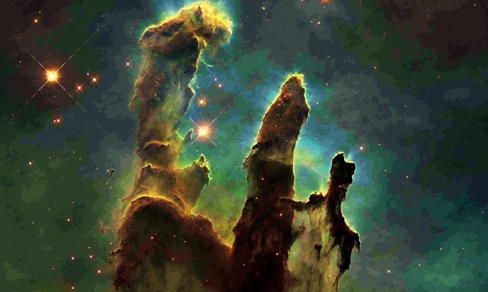 Столпы творения