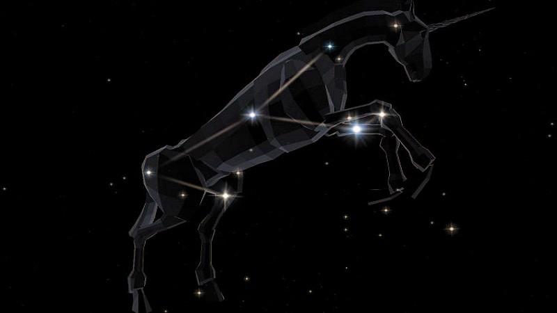Созвездие Единорог