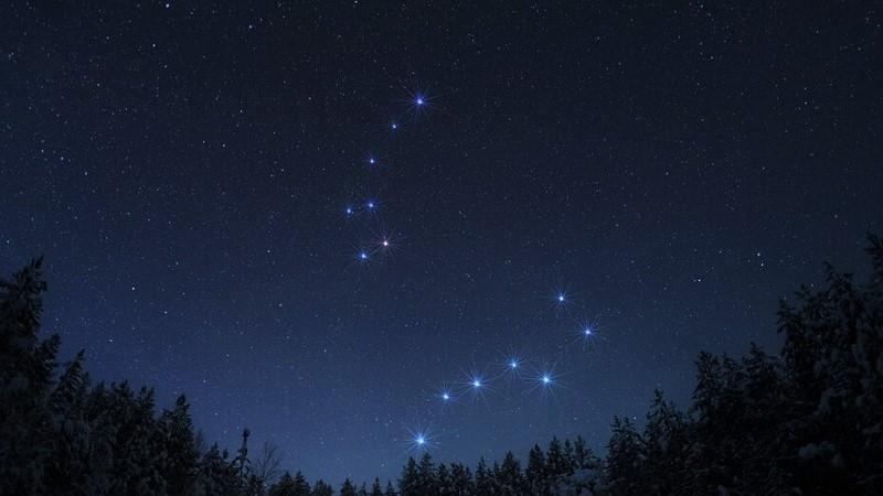 Созвездия Большая и Малая Медеведицы