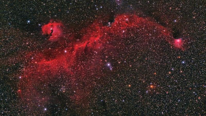 Созвездие Единорог, которое не трудно отыскать