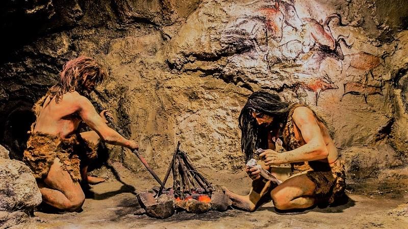 Первые люди их ремесло рис. 3