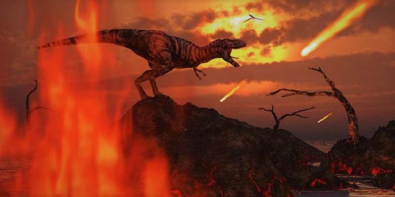 Конец мелового периода и вымирание динозавров