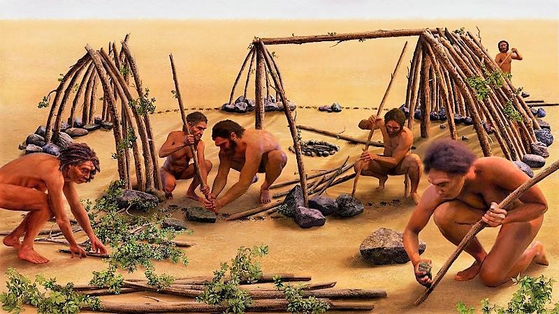 Первые люди их ремесло рис. 1