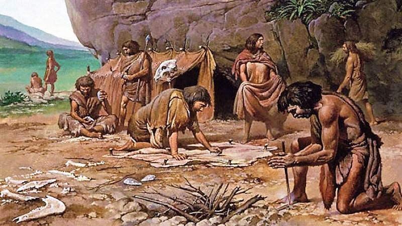 Первые люди их ремесло рис. 2