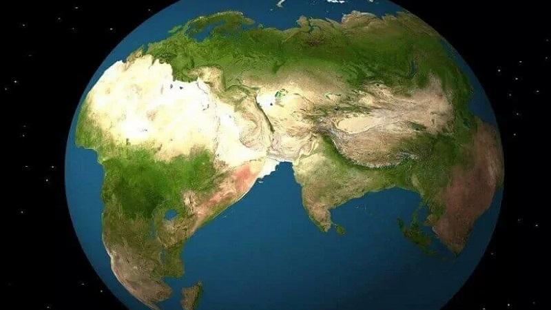Сверхконтинент Пангея