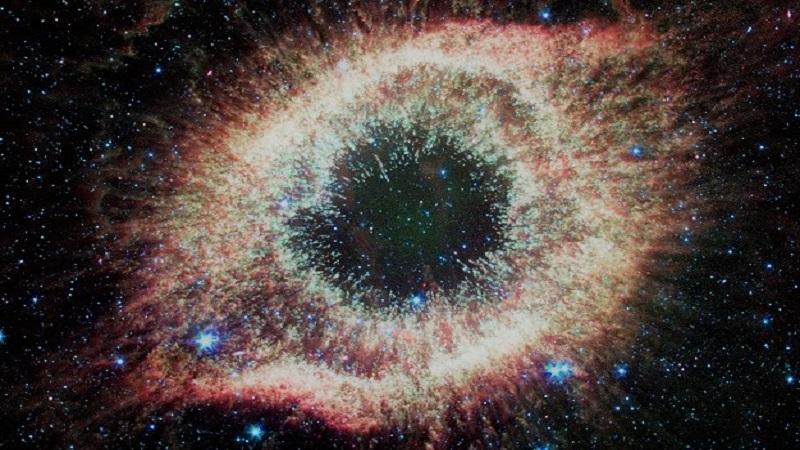 Планетарная туманность Глаз Бога