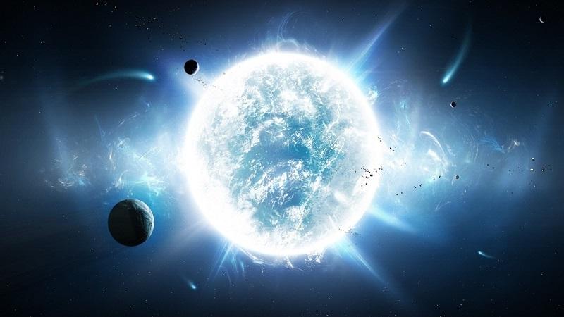 Сириус (самая яркая звезда)