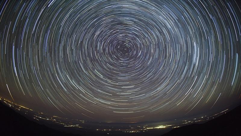 Суточное вращение звёзд