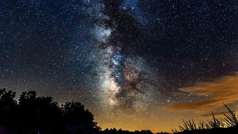 Звёздноке небо