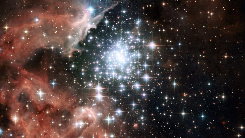 Звёздный космос