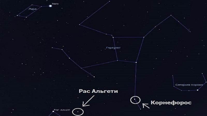 Звёзды Геркулеса