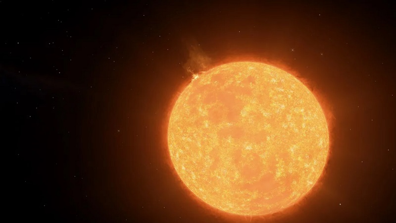 Арктур (Оранжевый гигант)