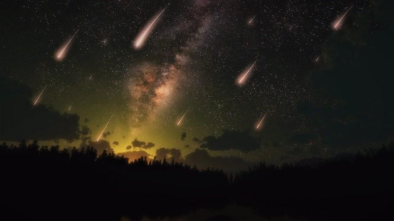 Метеоритный дождь