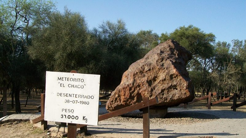 Эль Чако весом 37 тонн