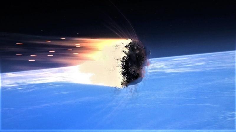 Сгорание в атмосфере