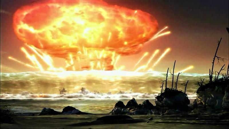 Падение астероида 65 миллионов лет назад