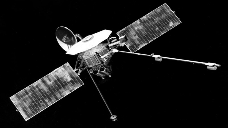 Космический аппарат Маринер-10