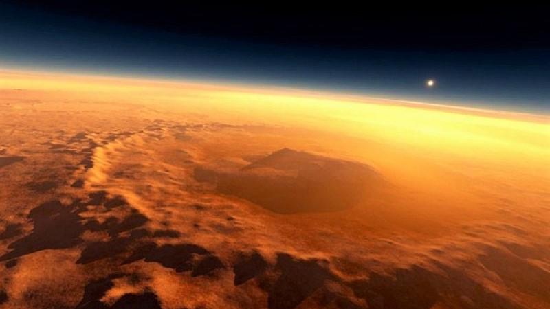 Марсианская атмосфера