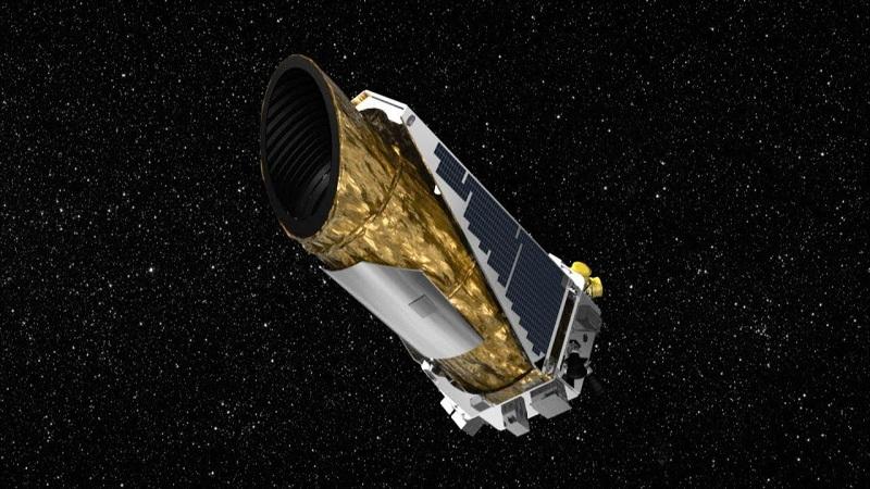 """Орбитальный телескоп NASA """"Кеплер"""""""