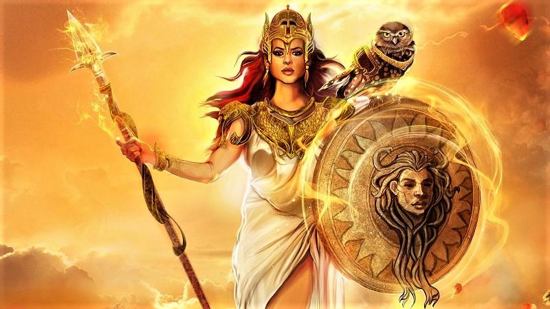 Богиня Паллада
