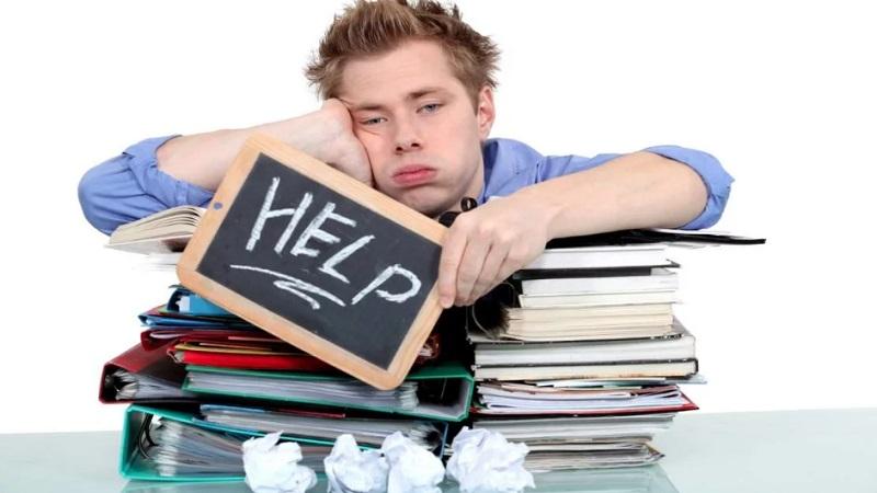 Помощь в учёбе