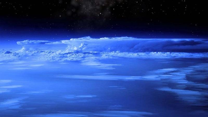 Предполагаемая атмосфера планеты