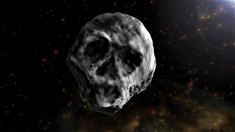 3D-модель астероида