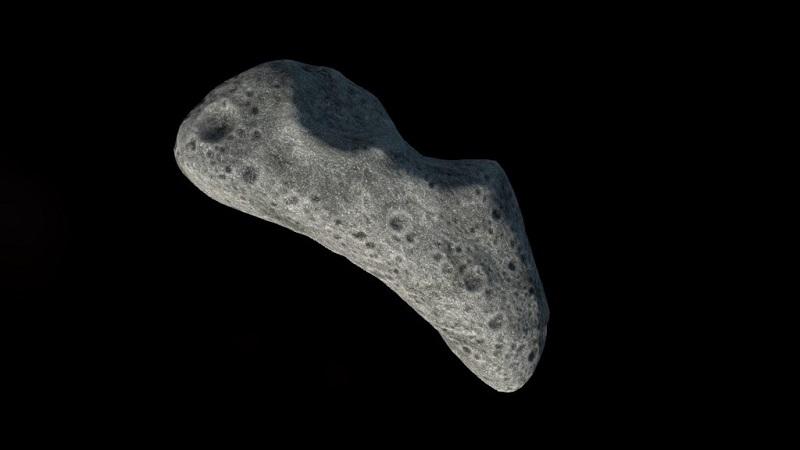 Астероид Эрос (3D модель)