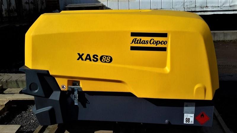 Atlas Copco XAS 88