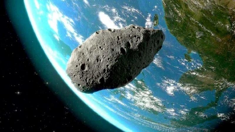 Близкий к Земле астероид