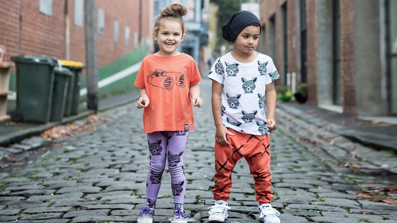 Стильные дети