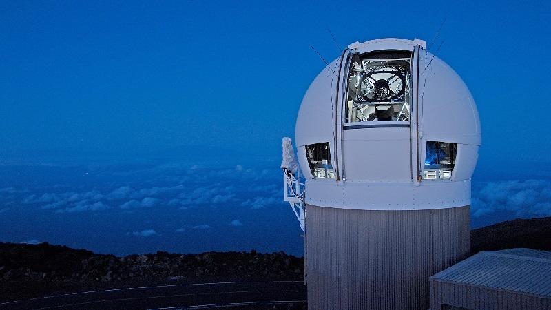 Телескоп Pan-STARRS 1