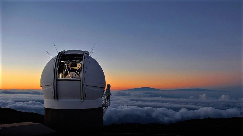 Телескоп Pan-STARRS-1